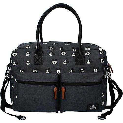 Disney Mickey Mouse & friends Wickeltasche Mickey Mouse Better Care, dunkelgrau