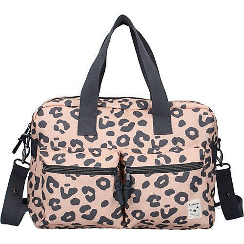 Kidzroom Wickeltasche Kidzroom One Thing at a Time, rosa pink