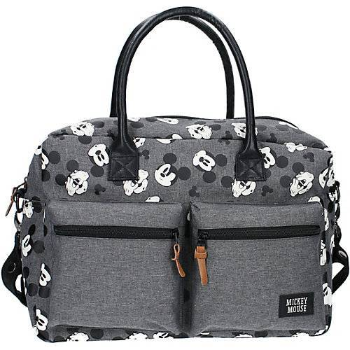 Disney Mickey Mouse & friends Wickeltasche Mickey Mouse Better Care, hellgrau