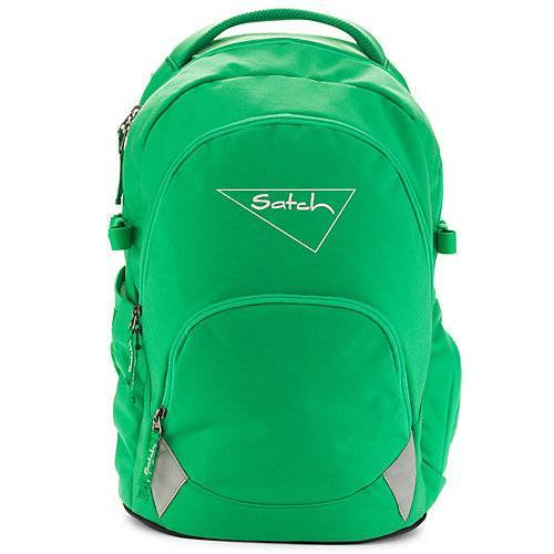 Satch air Schulrucksack 43 cm Schulrucksäcke grün