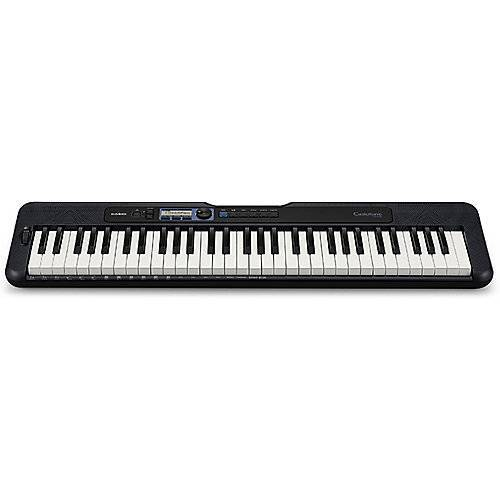 CASIO Standard-Keyboard CT-S300 schwarz