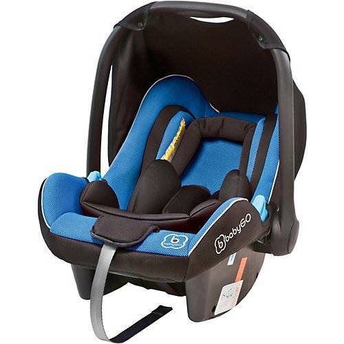 BabyGO Babyschale Travel XP, blau