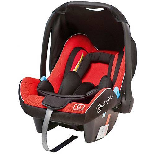 BabyGO Babyschale Travel XP, rot