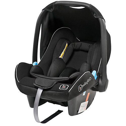 BabyGO Babyschale Travel XP, schwarz