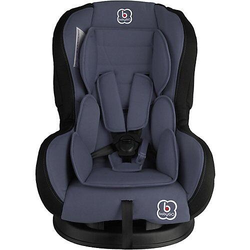 BabyGO Auto-Kindersitz Tojo, grau