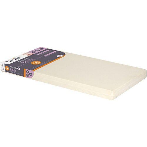 candide Basic Matratze 60x120x8 weiß