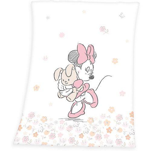 Herding Kuscheldecke Minnie Mouse, 75 x 100 cm