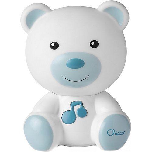 CHICCO Nachtlicht Bär, blau