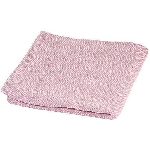 KINDSGUT Kuscheldecke Kuscheldecken rosa