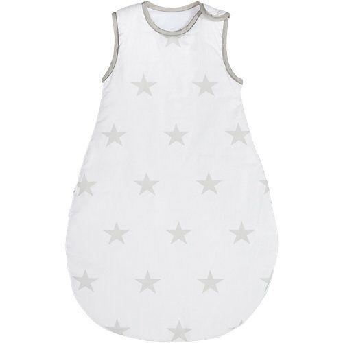 Roba Schlafsack Little Star weiß