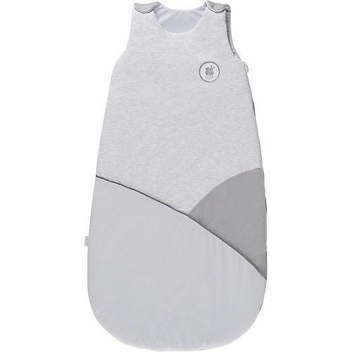 candide Schlafsack Cosy air+  grau, 80 - 100 cm