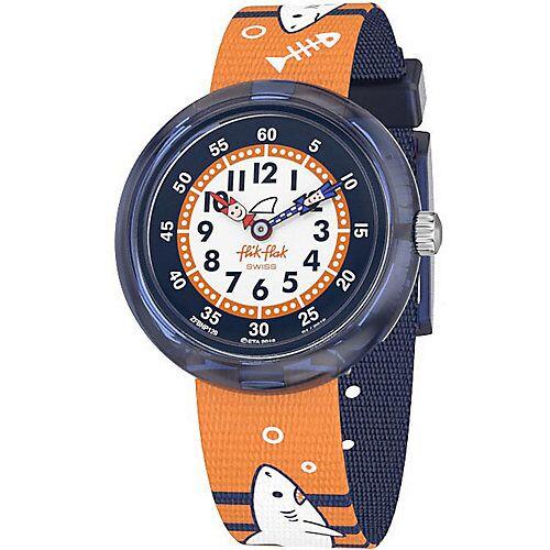 FLIK FLAK Kinder Armbanduhr orange