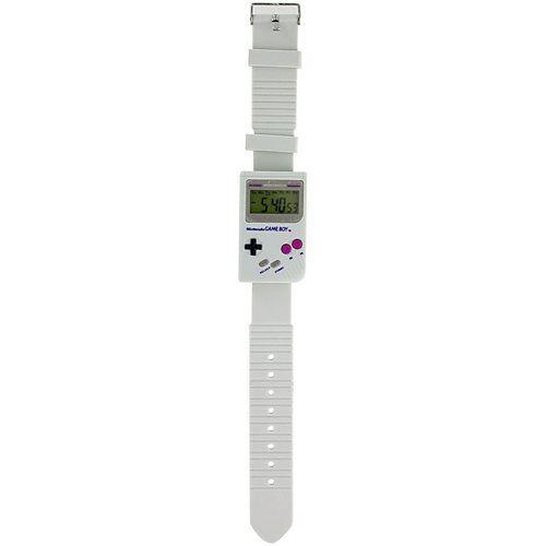 Game Boy Armbanduhr mit Alarmfunktion