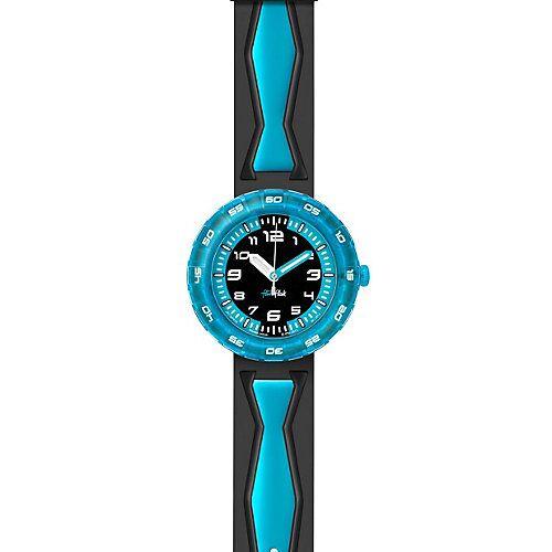 FLIK FLAK Kinder Armbanduhr GET IT IN BLUE! blau
