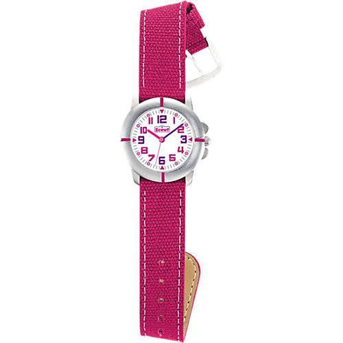 Scout Armbanduhr Mädchen pink  Kinder
