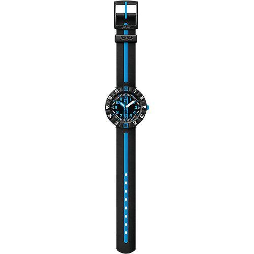 FLIK FLAK Armbanduhr Jungen schwarz  Kinder
