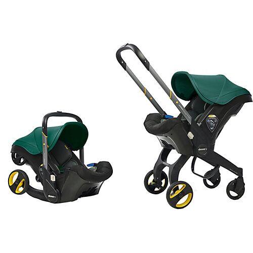 doona Fahrbare Babyschale Doona+, Racing Green / grün grün-kombi