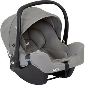 Joie Babyschale i-Snug i-Size, Gray Flannel grau