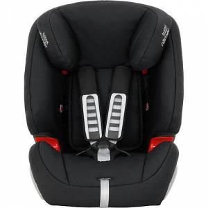 Britax Römer Auto-Kindersitz Evolva 1-2-3, Cosmos Black schwarz