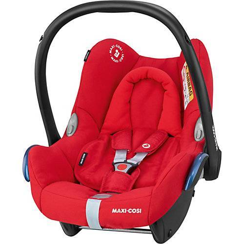 Maxi-Cosi Babyschale Cabriofix, Nomad Red rot