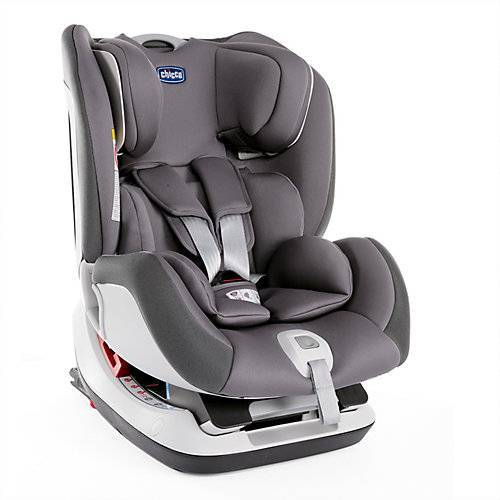CHICCO Auto-Kindersitz Seat-Up 0/1/2, Pearl grau