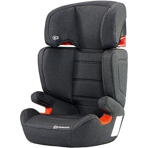 Kinderkraft Auto-Kindersitz Junior Fix, black schwarz