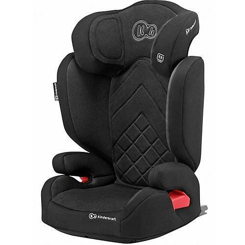 Kinderkraft Auto-Kindersitz XPAND, black schwarz