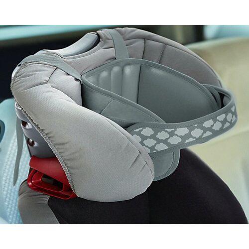 Auto-Kindersitz Kopfstütze NapUp Original, grau