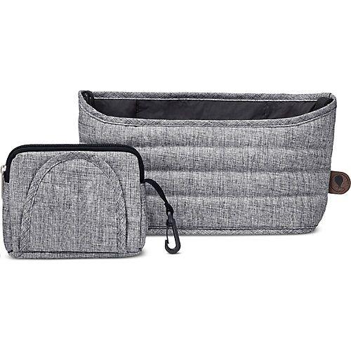 ABC Design Kinderwagen Organizer, graphite grey
