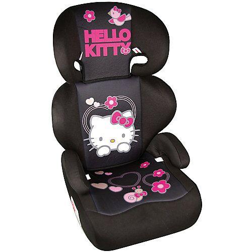 Kaufmann Auto-Kindersitz, Hello Kitty schwarz
