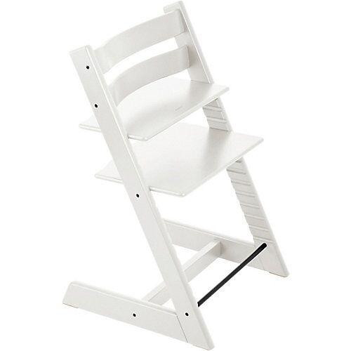 Stokke TRIPP TRAPP® Hochstuhl, Classic Collection, White weiß