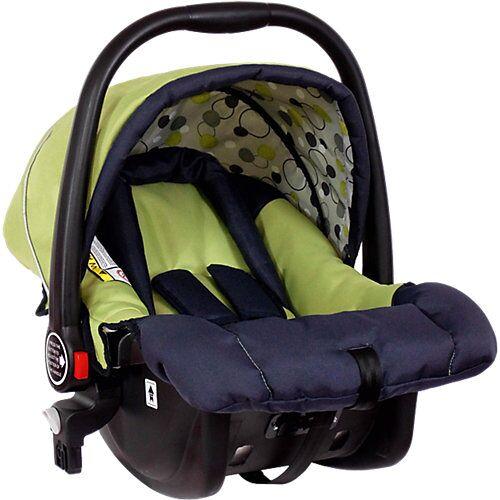 Zekiwa Babyschale Buggy Jazz Single, green grün  Kinder