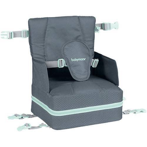 Babymoov Babystuhlsitz Up & Go, grey grau