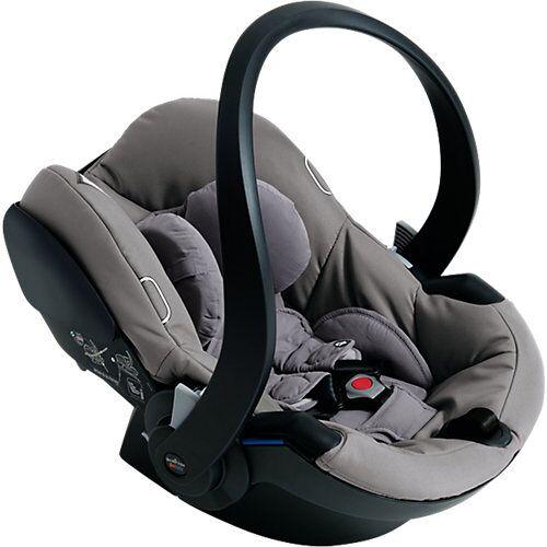 BABYZEN Babyschale BeSafe iZi Go Modular, Grey grau