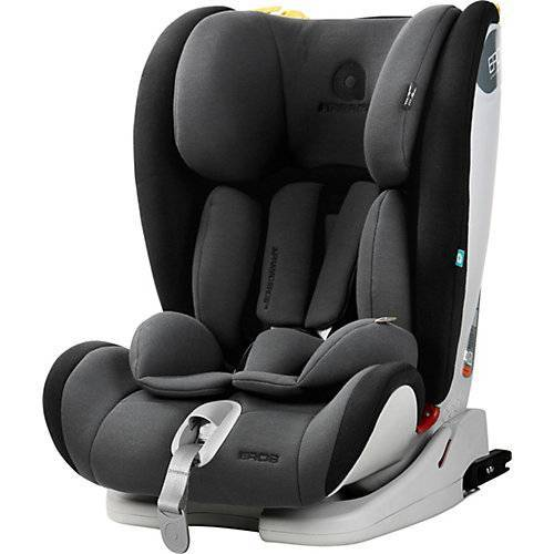 APRAMO® Auto-Kindersitz Eros, Midnight Black schwarz