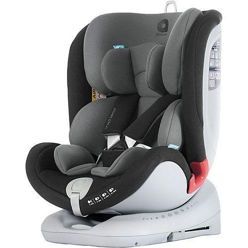 APRAMO® Auto-Kindersitz ALL Stage™, Midnight Black schwarz