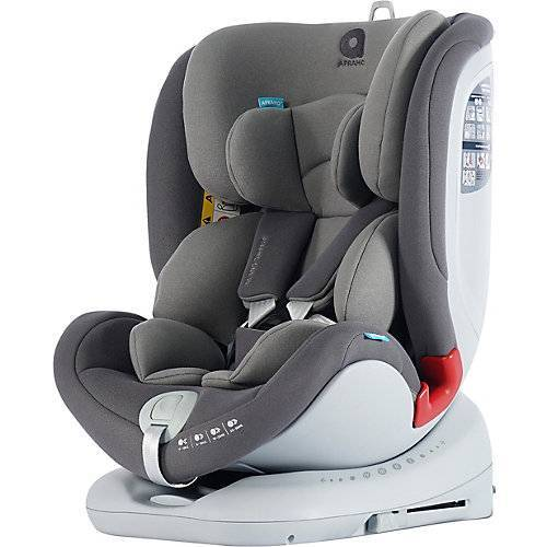 APRAMO® Auto-Kindersitz ALL Stage™, Slate Grey grau