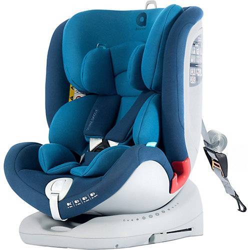 APRAMO® Auto-Kindersitz ALL Stage™, Royal Blue blau