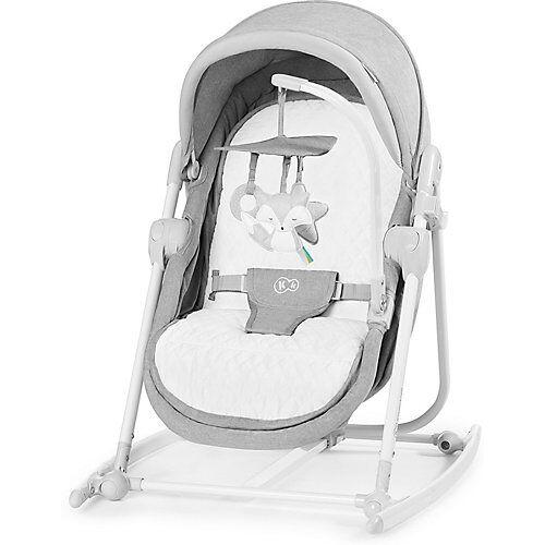 Kinderkraft Babywippe Unimo 2020, 5in1, grau
