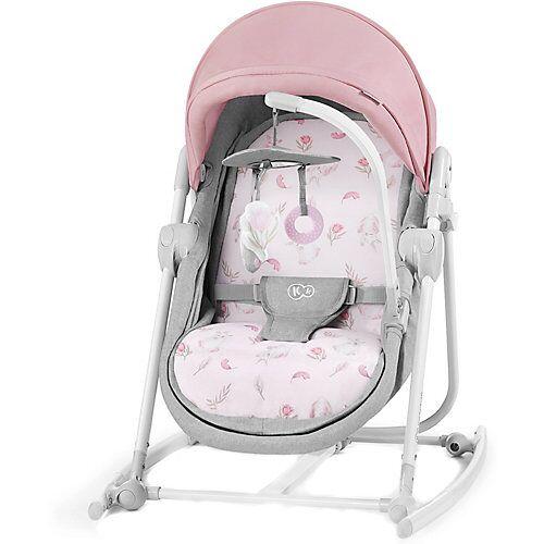 Kinderkraft Babywippe Unimo 2020, 5in1, rosa