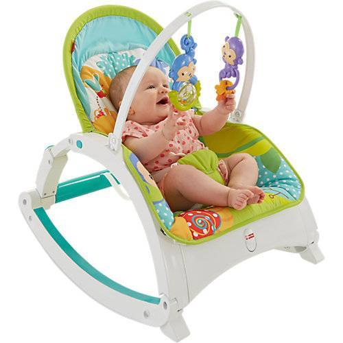 Mattel Fisher-Price Babyschaukel New Style NTT Rocker