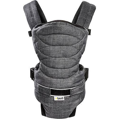 Hauck Babytrage 2-Way Carrier, Malange Charcoal