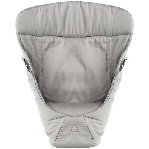 ERGObaby Neugeborenen-Einsatz Original, Grau grau