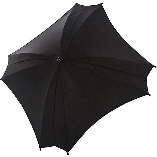 knorr-baby Sonnenschirm, schwarz