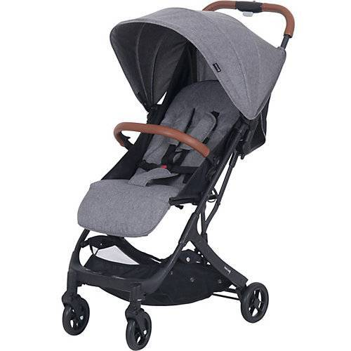 knorr-baby Buggy B-Easy Fold, grau