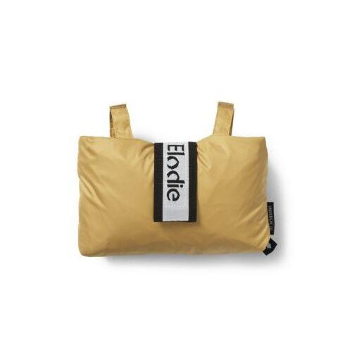 Regenschutz Gold Kinderwagen-Regenschutz gelb