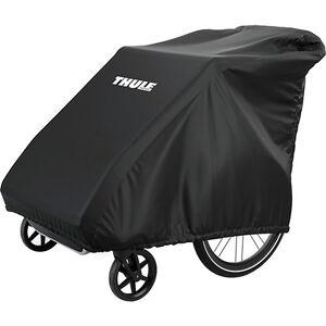 Thule Fahrradanhänger-Schutzbezug, schwarz