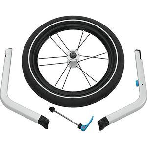 Thule Jogging Kit Chariot silber