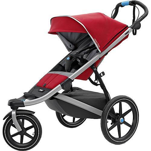 Thule Buggy Urban Glide 2, rot, 2019