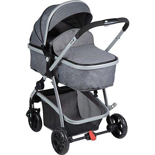 Safety 1st Kinderwagen, Hello 2in1,  Black Chic schwarz